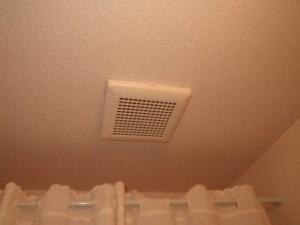 大垣市 浴室換気扇取替工事 施工後