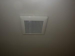 洗面換気扇
