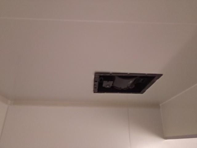 既設浴室換気扇