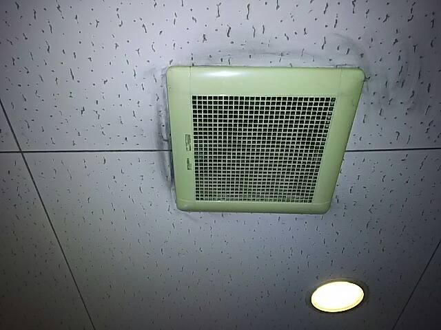 既設換気扇